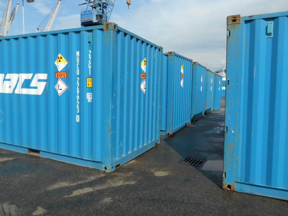 MACS Container C.Steinweg